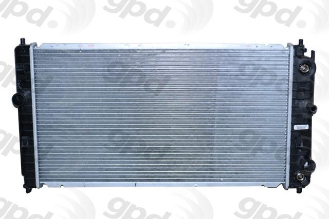 GLOBAL PARTS - Radiator - GBP 2264C