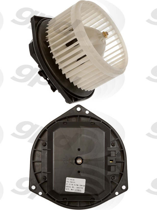 GLOBAL PARTS - HVAC Blower Motor - GBP 2311683