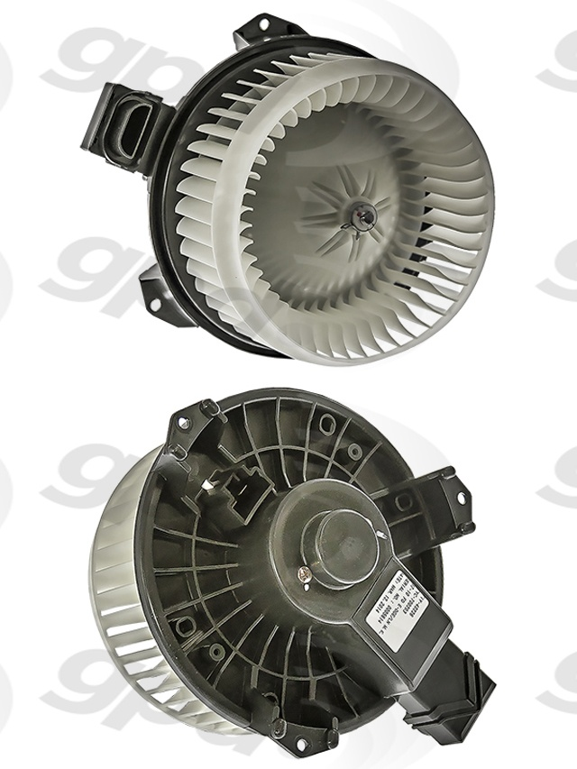 GLOBAL PARTS - HVAC Blower Motor - GBP 2311692