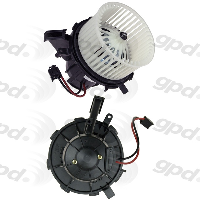 GLOBAL PARTS - HVAC Blower Motor - GBP 2311884