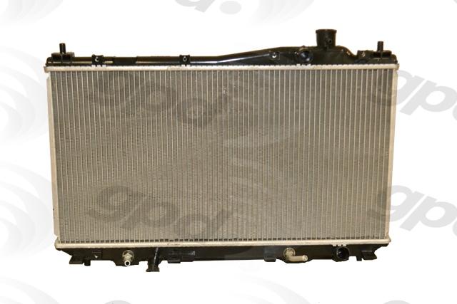 GLOBAL PARTS - Radiator - GBP 2354C