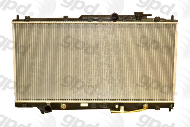 GLOBAL PARTS - Radiator - GBP 2405