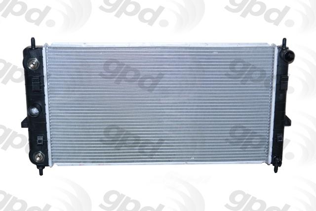 GLOBAL PARTS - Radiator - GBP 2608C