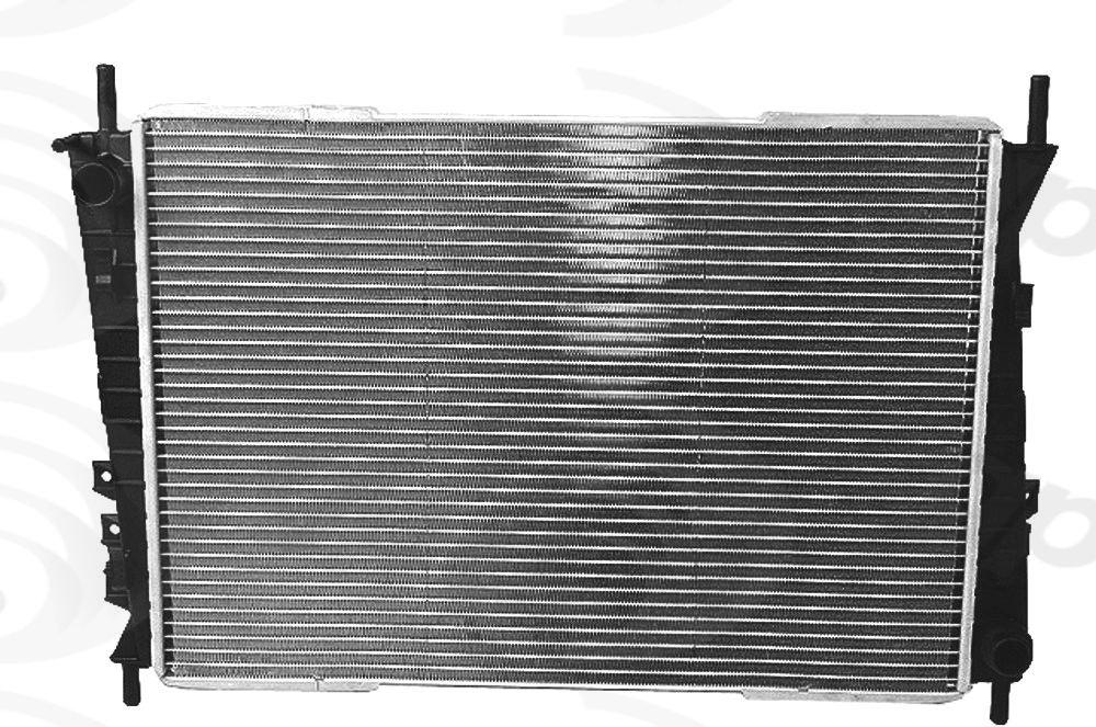 GLOBAL PARTS - Radiator - GBP 2622