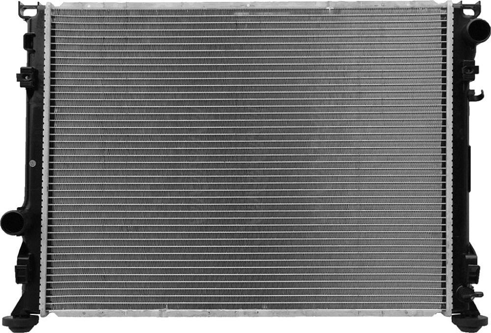 GLOBAL PARTS - Radiator - GBP 2766C