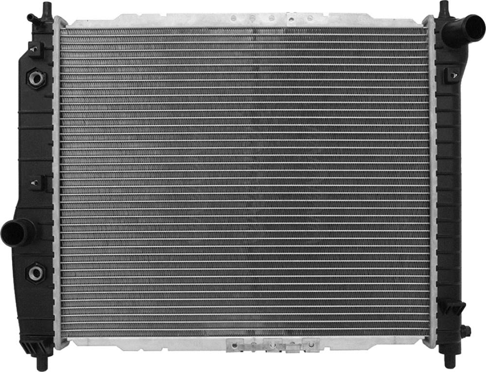 GLOBAL PARTS - Radiator - GBP 2774C