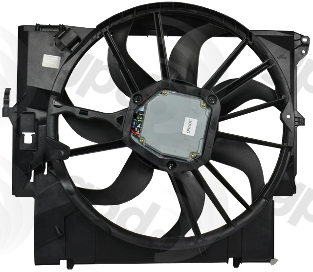 GLOBAL PARTS - Engine Cooling Fan Assembly - GBP 2811943