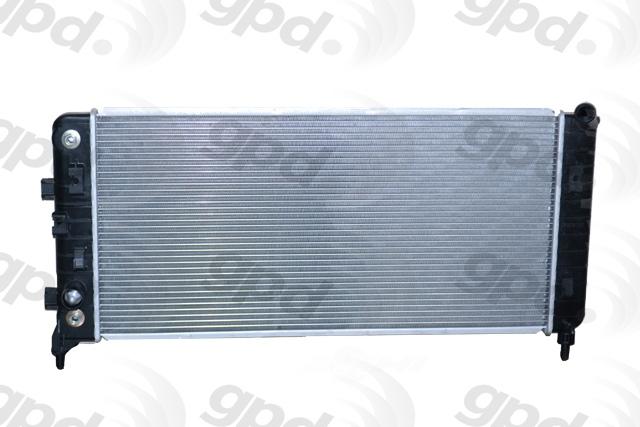 GLOBAL PARTS - Radiator - GBP 2827C