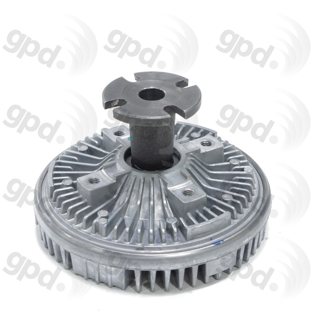GLOBAL PARTS - Engine Cooling Fan Clutch - GBP 2911250