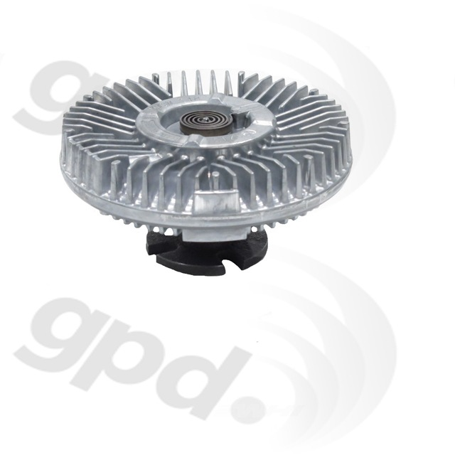 GLOBAL PARTS - Engine Cooling Fan Clutch - GBP 2911287
