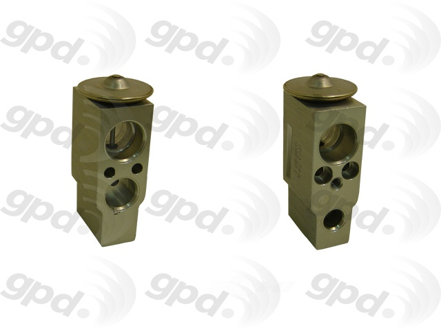 GLOBAL PARTS - A/C Expansion Valve - GBP 3411793