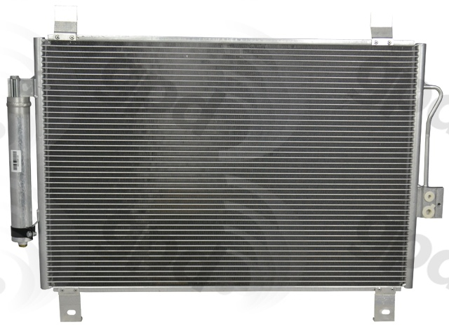 GLOBAL PARTS - A/C Condenser - GBP 4201C