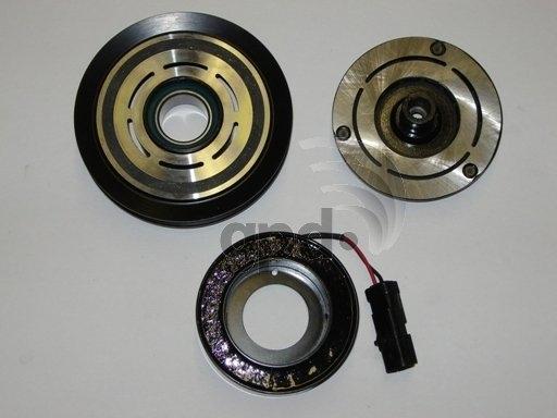 GLOBAL PARTS - A/C Compressor Clutch - GBP 4321235