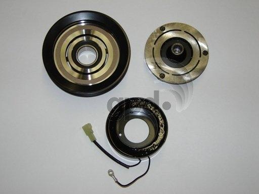 GLOBAL PARTS - A/C Compressor Clutch - GBP 4321254