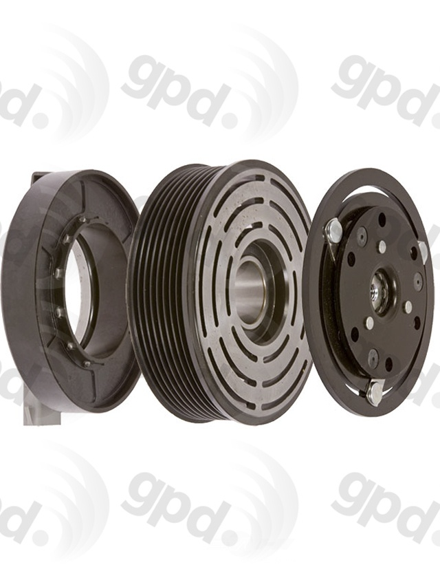 GLOBAL PARTS - A/C Compressor Clutch - GBP 4321288