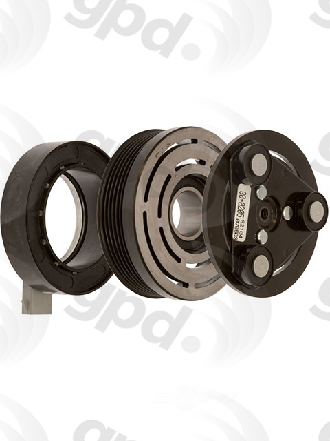 GLOBAL PARTS - A/C Compressor Clutch - GBP 4321295