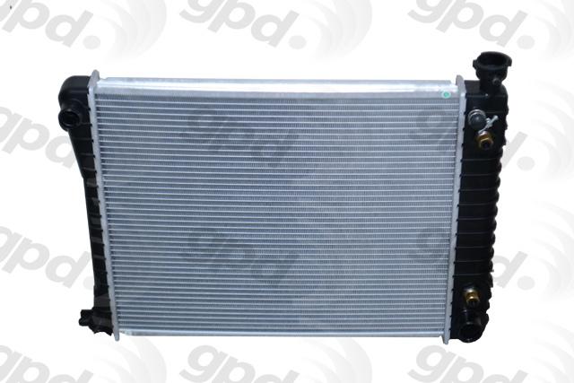 GLOBAL PARTS - Radiator - GBP 434C