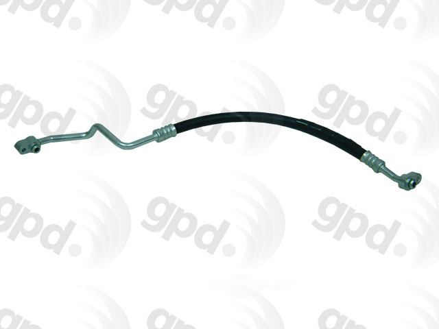 GLOBAL PARTS - A/C Refrigerant Discharge Hose - GBP 4811673