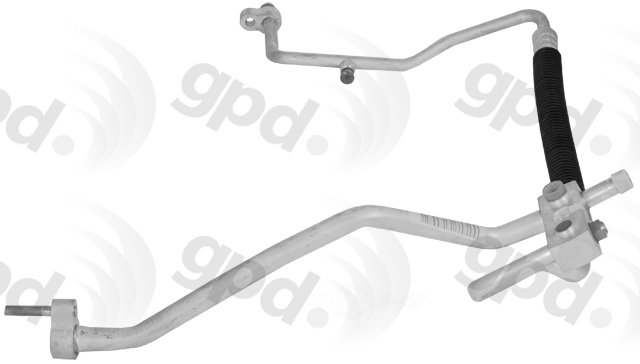 GLOBAL PARTS - A/C Hose Assembly - GBP 4812061