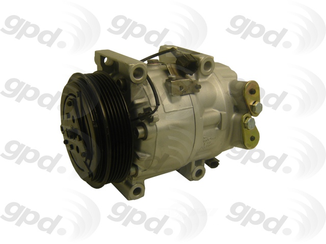 GLOBAL PARTS - Reman A/C Compressor - GBP 5512285