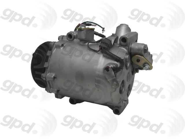GLOBAL PARTS - Reman A/C Compressor - GBP 5512639