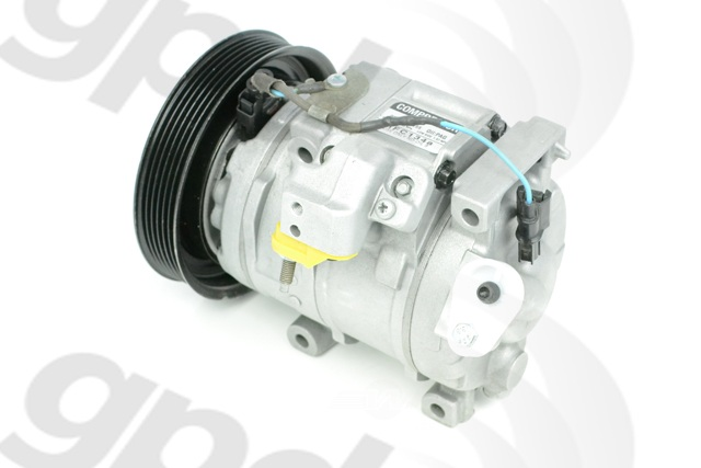 GLOBAL PARTS - Reman A/C Compressor - GBP 5512752