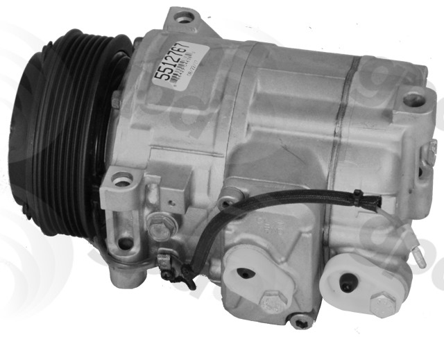 GLOBAL PARTS - Reman A/C Compressor - GBP 5512767