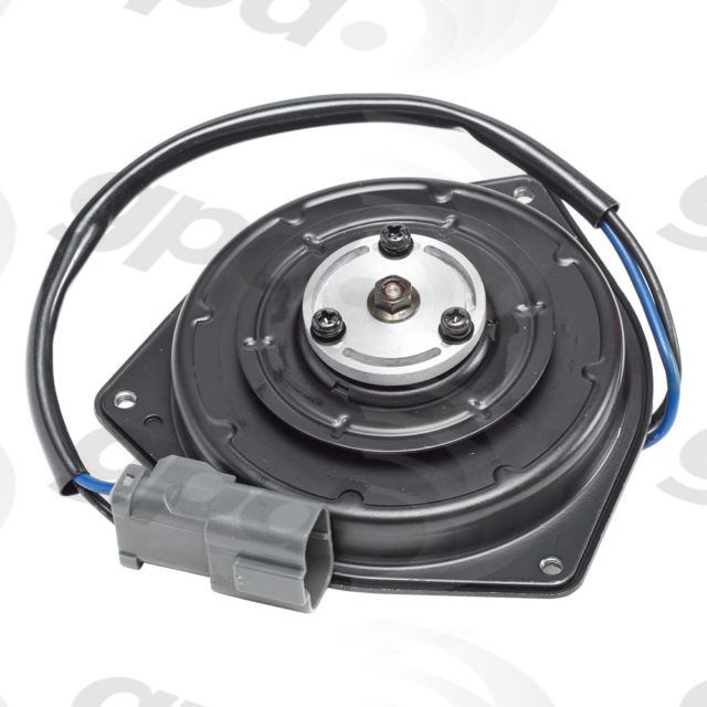 GLOBAL PARTS - Engine Cooling Fan Motor - GBP 630910