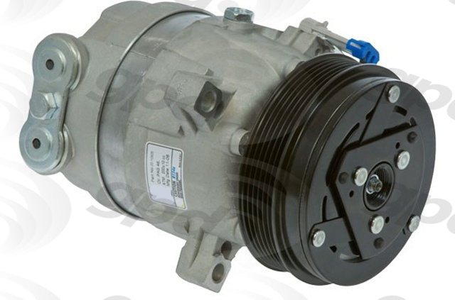 GLOBAL PARTS - New A\/C Compressor - GBP 6511416