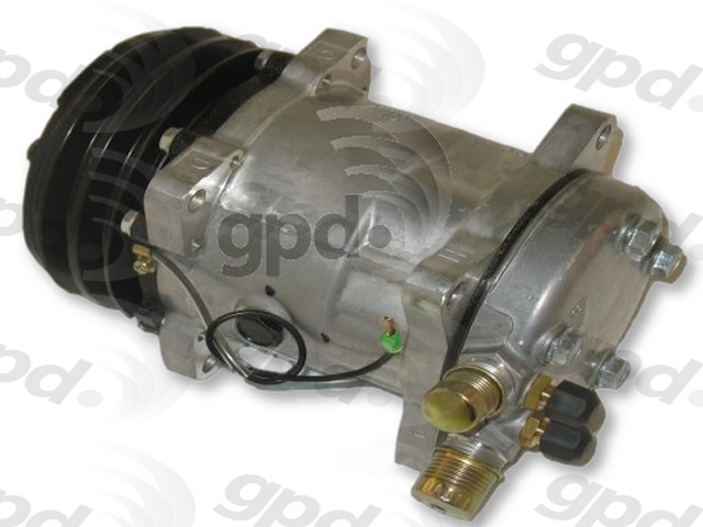 GLOBAL PARTS - New A/c Compressor - GBP 6511421