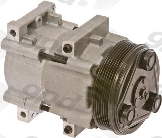 GLOBAL PARTS - New A/C Compressor - GBP 6511445
