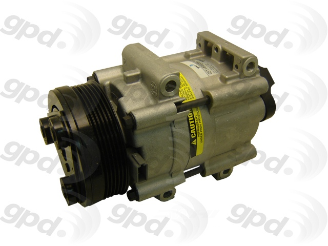 GLOBAL PARTS - New A/c Compressor - GBP 6511448