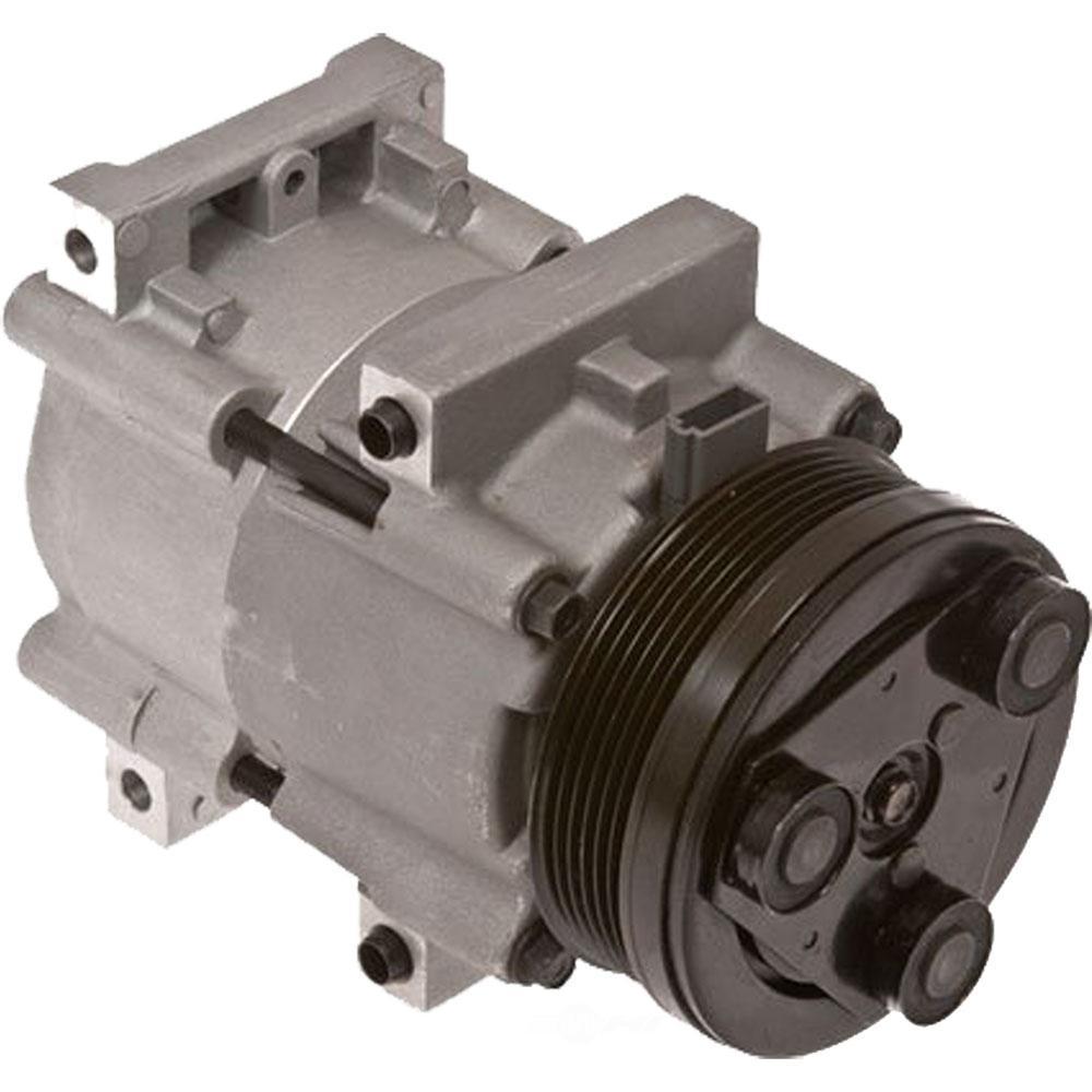 GLOBAL PARTS - New A/C Compressor - GBP 6511452