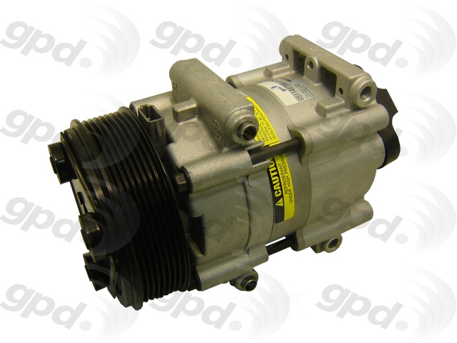 GLOBAL PARTS - New A/C Compressor - GBP 6511467