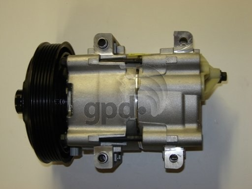GLOBAL PARTS - New A/C Compressor - GBP 6511469