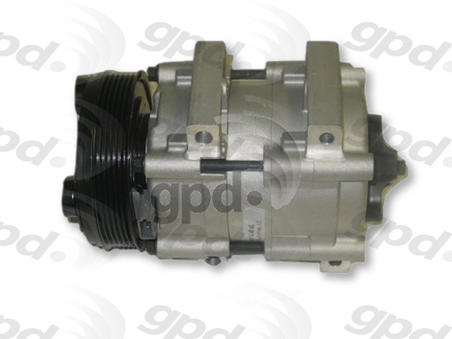 GLOBAL PARTS - New A/C Compressor - GBP 6511476