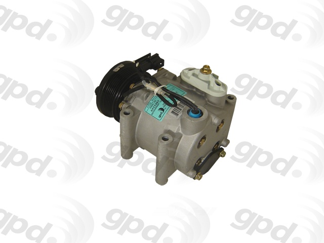 GLOBAL PARTS - New A/C Compressor - GBP 6511487