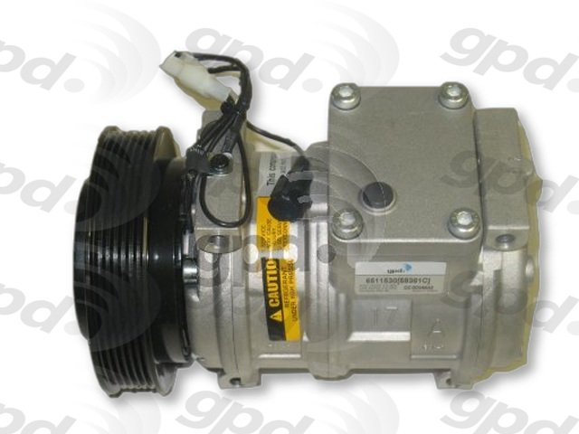 GLOBAL PARTS - New A/c Compressor - GBP 6511530
