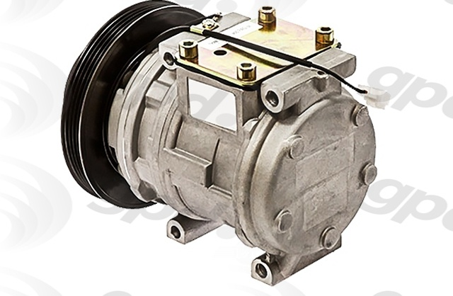 GLOBAL PARTS - New A/C Compressor - GBP 6511536