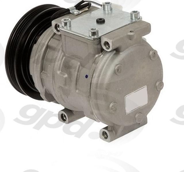 GLOBAL PARTS - New A/C Compressor - GBP 6511599