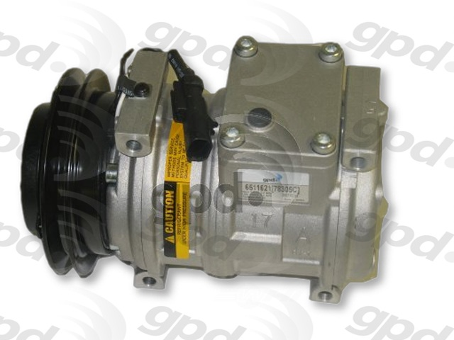 GLOBAL PARTS - New A/c Compressor - GBP 6511621