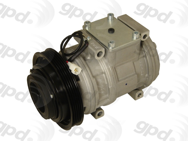 GLOBAL PARTS - New A/C Compressor - GBP 6511625