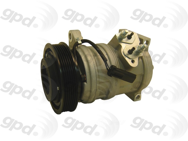 GLOBAL PARTS - New A/c Compressor - GBP 6511634