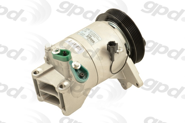 GLOBAL PARTS - New A/C Compressor - GBP 6511696