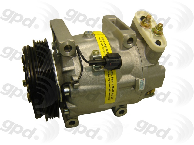 GLOBAL PARTS - New A/c Compressor - GBP 6511719