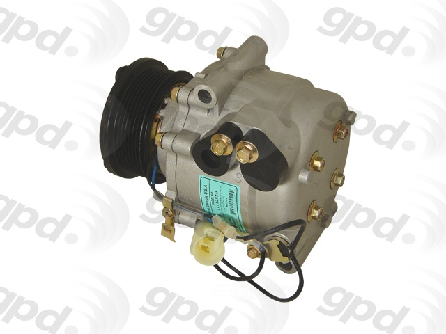 GLOBAL PARTS - New A/C Compressor - GBP 6511788