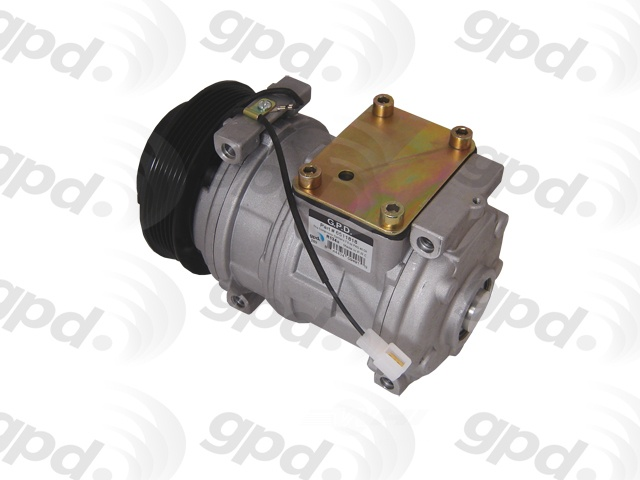 GLOBAL PARTS - New A/c Compressor (Rear) - GBP 6511818