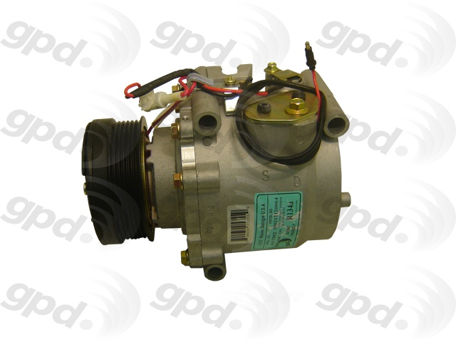 GLOBAL PARTS - New A/c Compressor - GBP 6511962