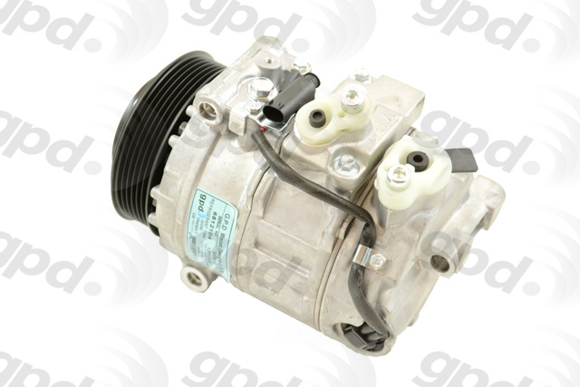 GLOBAL PARTS - New A/c Compressor - GBP 6512104