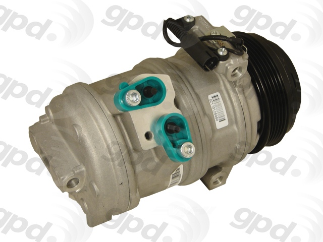 GLOBAL PARTS - New A/C Compressor - GBP 6512149